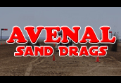 Avenal Sand Drags Logo