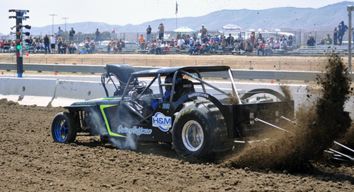 Showcase Sand Drag Racing Photo